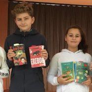 Vorlesewettbewerb in der Hansa-Grundschule