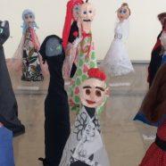 Gangster und Prinzessinnen: ein Kunstprojekt
