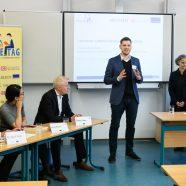 """Präsentation der """"Vorlesestudie 2018"""" an unserer Schule"""