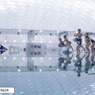 Die Hansa-Grundschüler schwimmen ab jetzt unter riesiger Kuppel