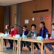 Bester Vorleser der Hansa-Grundschule