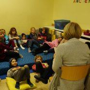 Literatur, Lesen und Lauschen – Der Vorlesetag an der Hansa Grundschule
