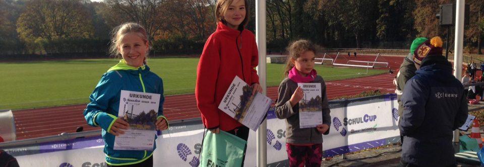 Herzlichen Glückwunsch allen Crossläufern der Hansa Grundschule!