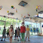 Besuch aus dem Miró-Universum